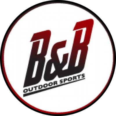 B&B Outdoor Sports logo